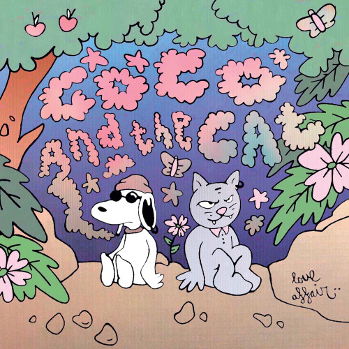 "Coco Bryce & Tommy The Cat - Coco And The Cat EP - 12"" Vinyl"