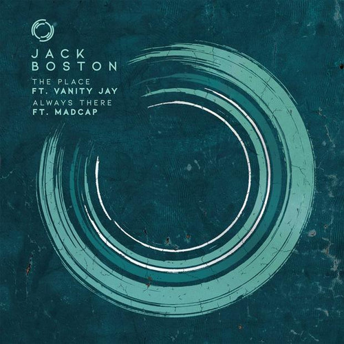 """Jack Boston - The Place / Always There - 12"""" Vinyl"""