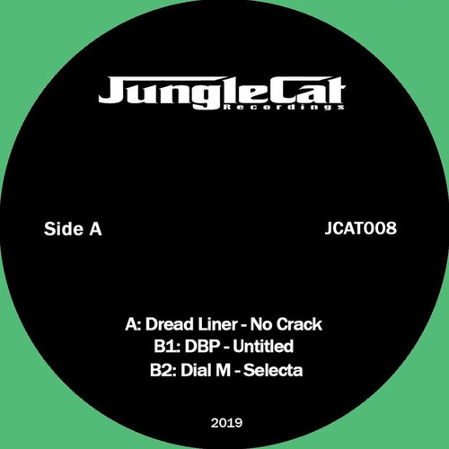 "Various Artists - Jungle Cat 008 - 12"" Vinyl"