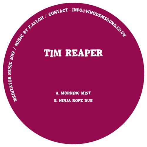 "Tim Reaper - Morning Mist / Ninja Rope Dub - 12"" Vinyl"