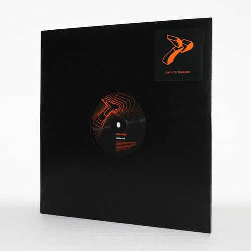 "Paradox - Dirty City / Marxism (Repress) - 12"" Vinyl"