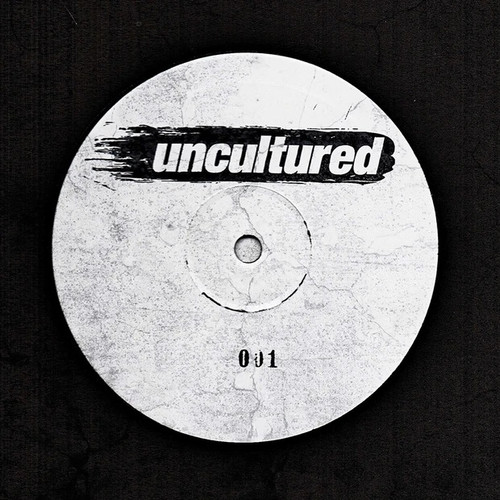 "Unknown Artist - UNCULTURED001 - 12"" Vinyl"