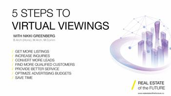 Virtual Viewings: Using Technology to Show Properties Webinar