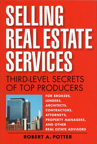 Selling Real Estate Services-Third Level Secrets of Top Producers