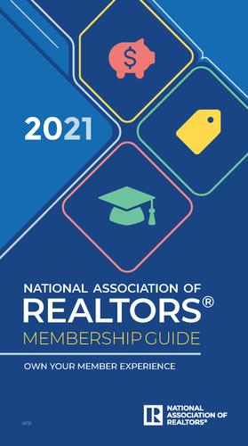 2021 Membership Guide Download