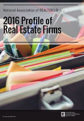 2016 Profile of Real Estate Firms-Download