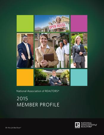 2015 NAR Member Profile-Download
