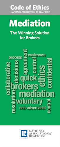 COE-- Mediation for Associations/Boards Brochure-Download