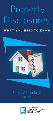 Property Disclosures Pocket Guide - Download