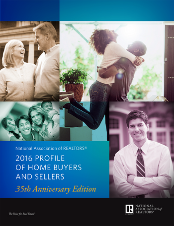 2016 Profile of Home Buyers and Sellers - Download