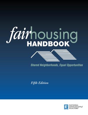 Fair Housing Handbook - Fourth Edition (Printed Guide)