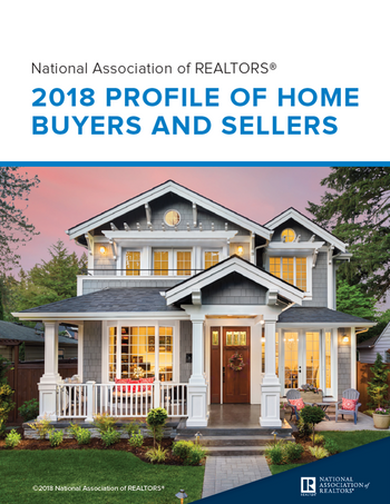 2018 Profile of Home Buyers and Sellers-Download