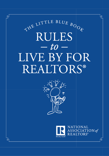 The Little Blue Book: Rules to Live by for REALTORS®-Download