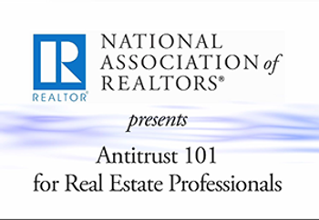 Antitrust 101 for Real Estate Professionals-Download