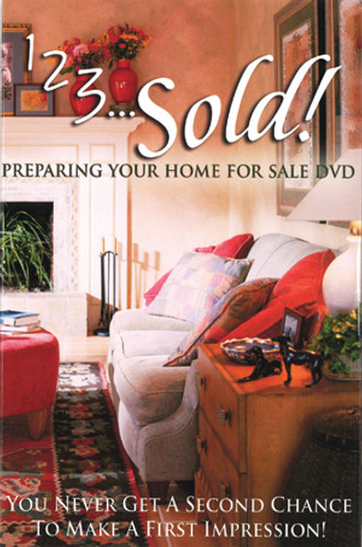 123Sold! - Preparing Your Home for Sale DVD