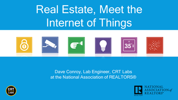 What's Next: The Internet of Things Webinar and Risk Combo Pack