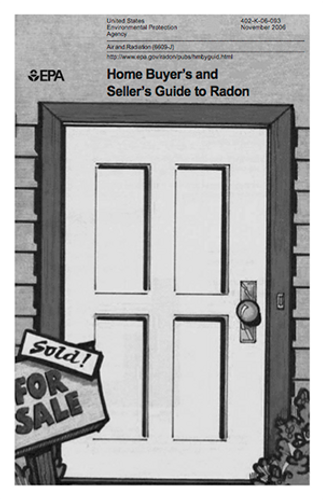 Home Buyer's and Seller's Guide to Radon-Download