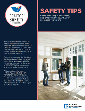 56 Tips on Safety Best Practices - Digital Download