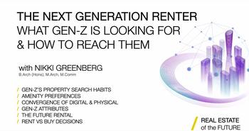 The Next Generation Renter Webinar