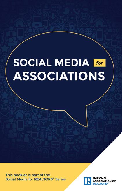 Social Media for Associations Guide Cover