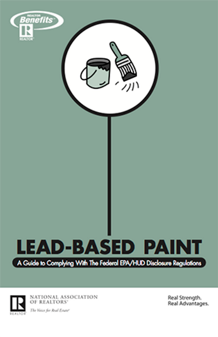 Lead-Based Paint Reference Guide (Printed Guide)