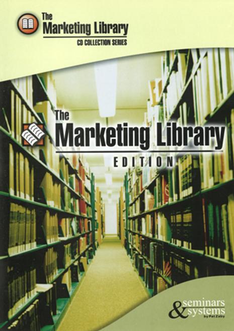 Marketing Library (by Pat Zaby)