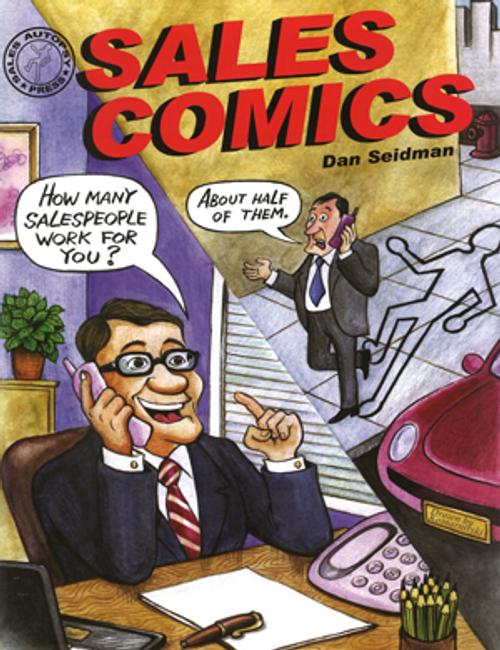 Sales Comic Book