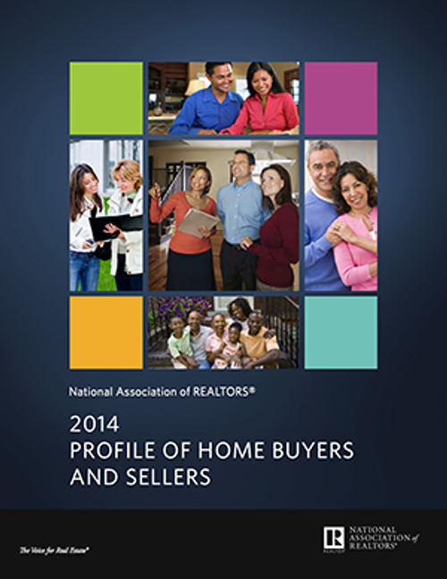 2014 NAR Profile of Home Buyers and Sellers - Download