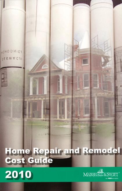 Home Repair and Remodel 2009 Cost Guide