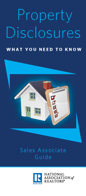 Property Disclosures Pocket Guide