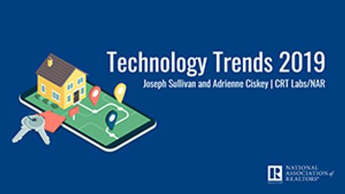 2019 Technology Trends Webinar