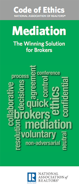 COE-- Mediation for Associations/Boards Brochure-Download