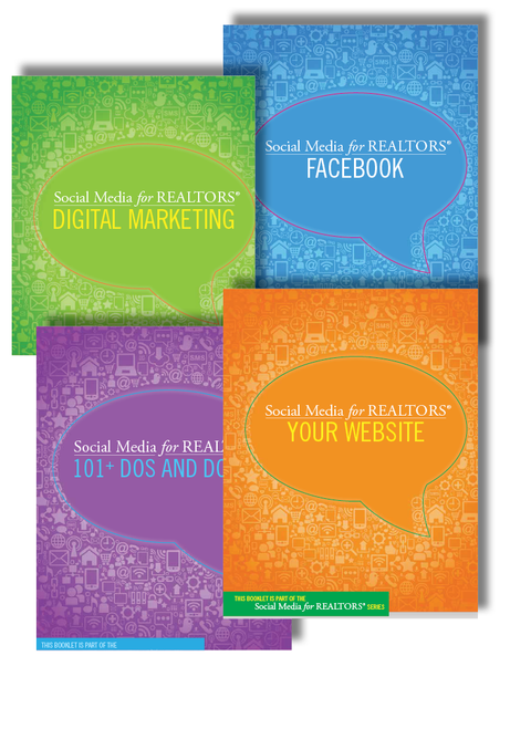 Social Media for REALTORS® Series VIP 4 Pack