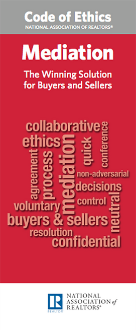 COE-- Mediation for Buyers and Sellers Brochure-Download