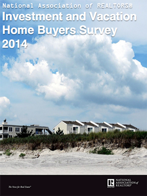 2014 NAR Investment and Vacation Home Buyers Survey - Download