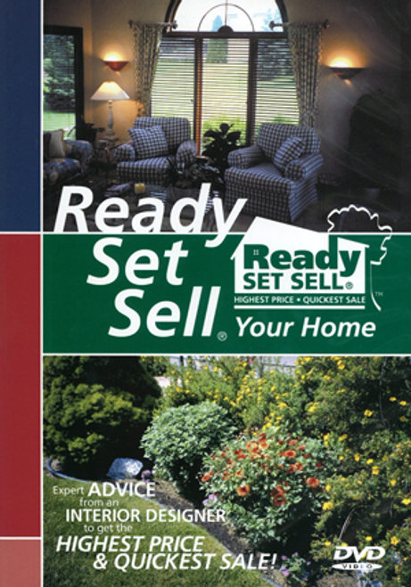 Ready Set Sell Your Home DVD