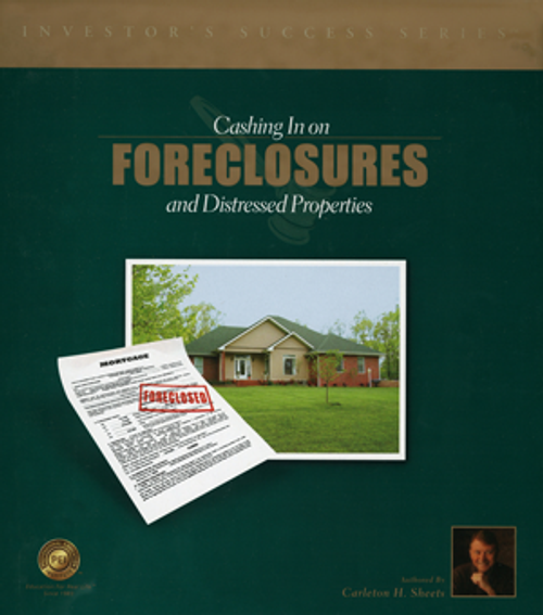 Investors Success Series - Foreclosures and Distressed Properties