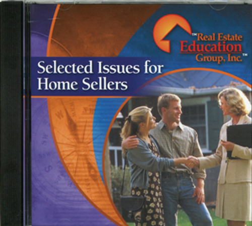 Selected Issues for Home Sellers DVD