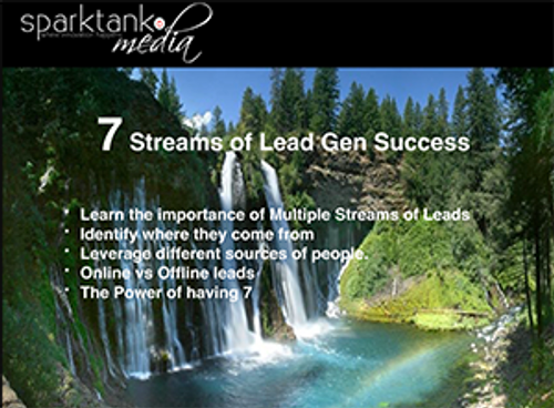 7 Streams of Lead Gen Success Webinar