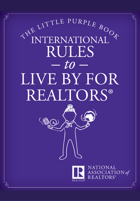 The Little Purple Book: International Rules to Live By for REALTORS®-Download