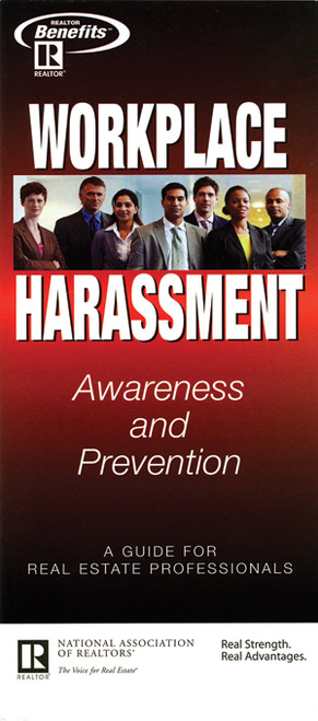 Workplace Harassment: Awareness and Prevention Pocket Guide