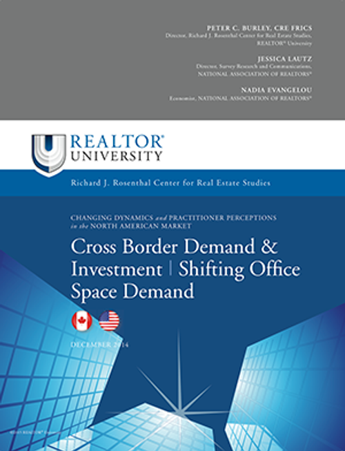 Cross Border Demand and Investment & Shifting Office Space Demand