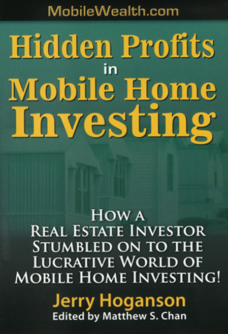 Hidden Profits in Mobile Home Investing (Audio Program)