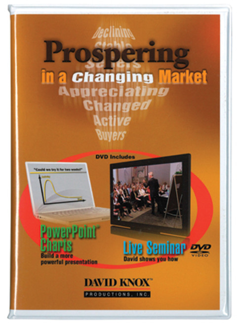 Prospering in a Changing Market - DVD (by David Knox)