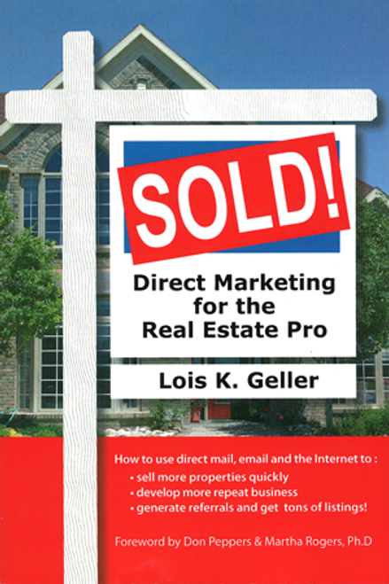 SOLD! Direct Marketing for Real Estate Pros