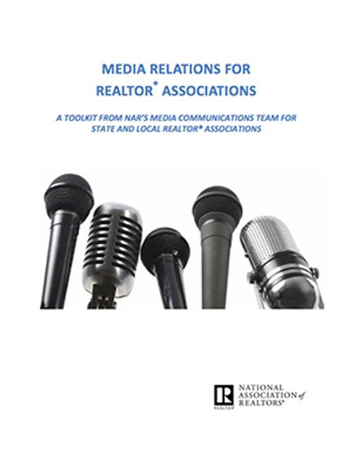 Media Relations for Realtor® Associations-Download