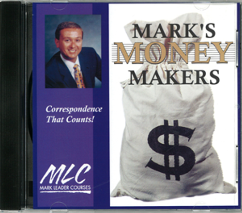 Mark's Money Makers (by Mark Leader)