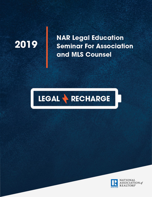 2019 Legal Seminar Video -Download