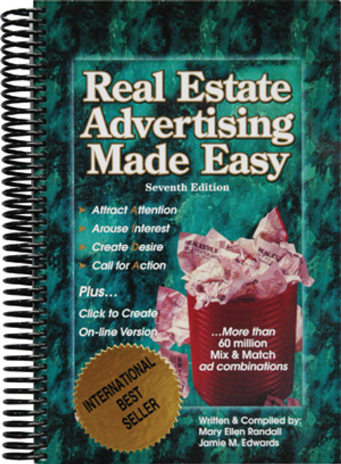 Real Estate Advertising Made Easy, 7th Edition
