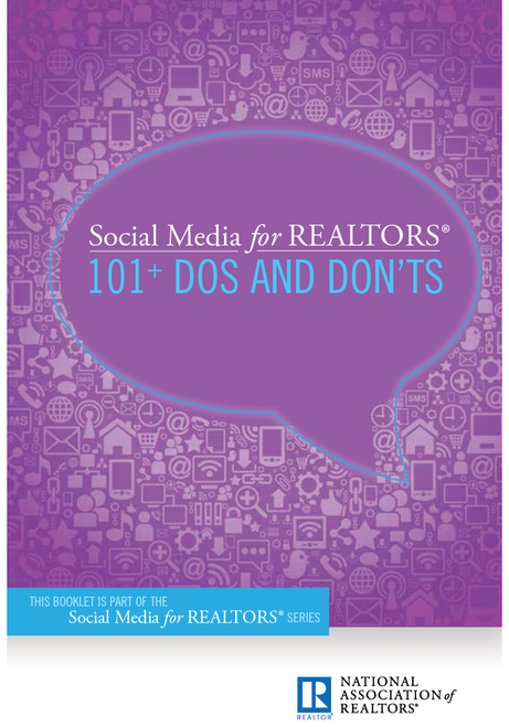 Social Media for REALTORS®: 101+ Do's and Don'ts (Printed Guide)